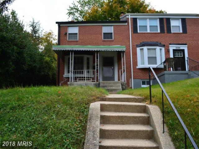 6311 Leith Walk, Baltimore, MD 21239 (#BA10106737) :: Pearson Smith Realty