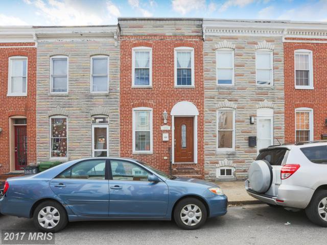 1628 Clarkson Street, Baltimore, MD 21230 (#BA10107609) :: The Miller Team