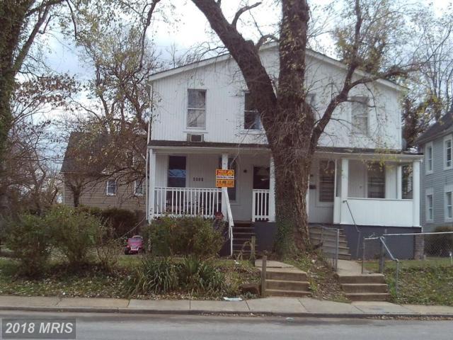 3509 Hayward Avenue, Baltimore, MD 21215 (#BA10108429) :: Pearson Smith Realty