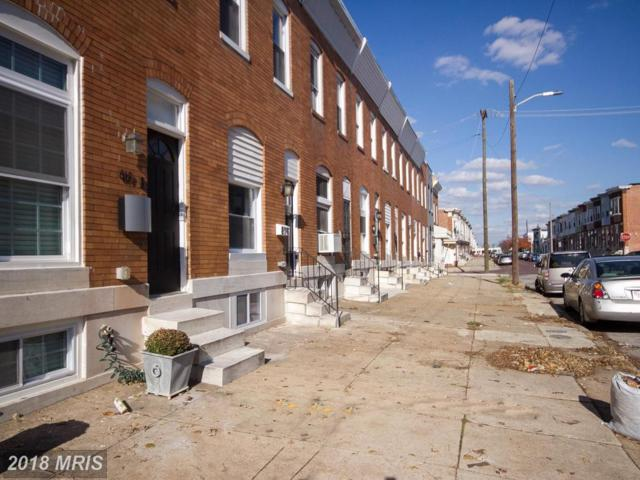 616 Newkirk Street, Baltimore, MD 21224 (#BA10109002) :: Pearson Smith Realty