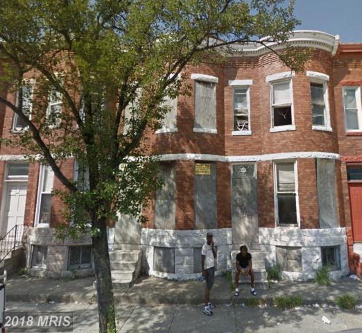 1912 Monroe Street N, Baltimore, MD 21217 (#BA10110786) :: CR of Maryland