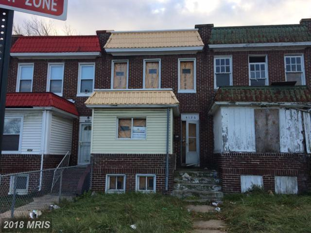 4126 Reisterstown Road, Baltimore, MD 21215 (#BA10111620) :: AJ Team Realty
