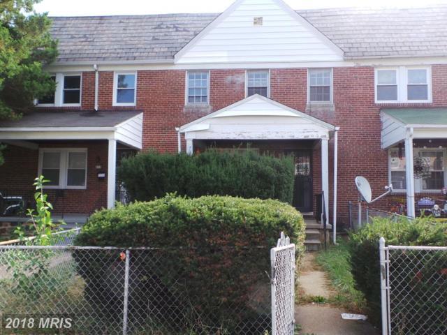 833 Woodington Road N, Baltimore, MD 21229 (#BA10113493) :: Pearson Smith Realty