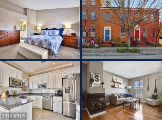 209 Hill Street, Baltimore, MD 21230 (#BA10113673) :: Pearson Smith Realty
