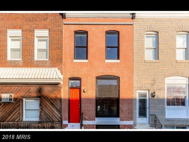 217 Eaton Street S, Baltimore, MD 21224 (#BA10115823) :: Pearson Smith Realty