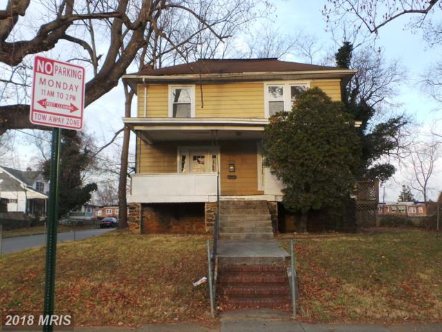 1017 Walnut Avenue, Baltimore, MD 21229 (#BA10115977) :: Pearson Smith Realty
