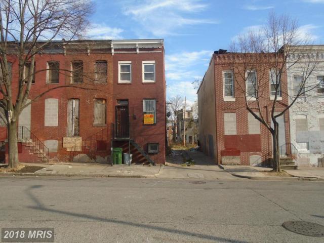 2437 Francis Street, Baltimore, MD 21217 (#BA10116078) :: Pearson Smith Realty