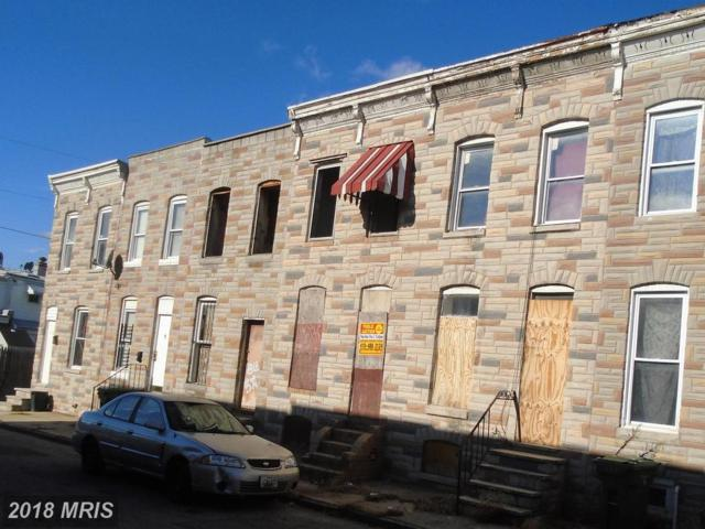2118 Wilhelm Street, Baltimore, MD 21223 (#BA10116421) :: Pearson Smith Realty