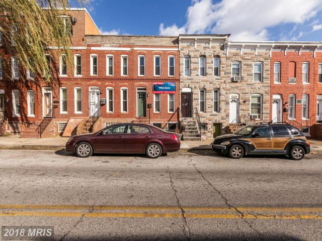 1228 Cross Street W, Baltimore, MD 21230 (#BA10119199) :: Pearson Smith Realty