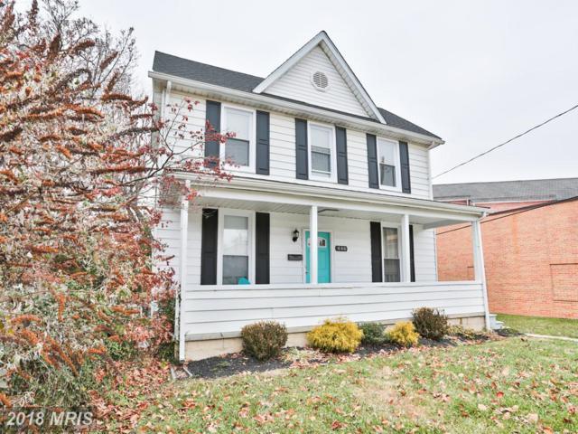 446 Rosebank Avenue, Baltimore, MD 21212 (#BA10119493) :: Pearson Smith Realty
