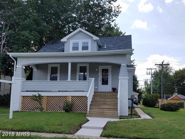 2311 Hamilton Avenue, Baltimore, MD 21214 (#BA10120254) :: Pearson Smith Realty