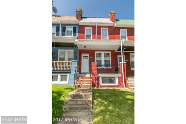 1214 Dukeland Street, Baltimore, MD 21216 (#BA10121271) :: Pearson Smith Realty