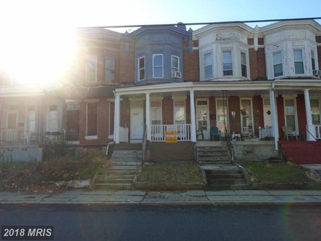 4646 Pimlico Road, Baltimore, MD 21215 (#BA10121707) :: Pearson Smith Realty