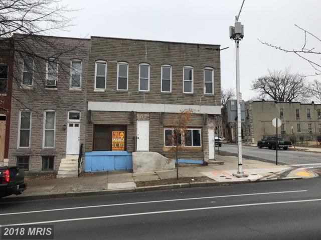 1440 Broadway N, Baltimore, MD 21213 (#BA10121783) :: Pearson Smith Realty