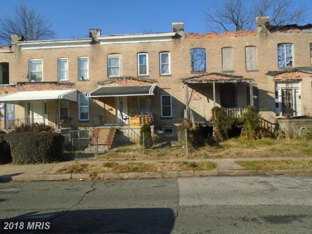 2814 Boarman Avenue, Baltimore, MD 21215 (#BA10121805) :: Pearson Smith Realty