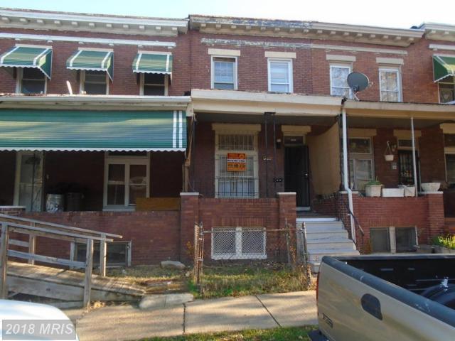 2219 Aiken Street, Baltimore, MD 21218 (#BA10122408) :: Pearson Smith Realty
