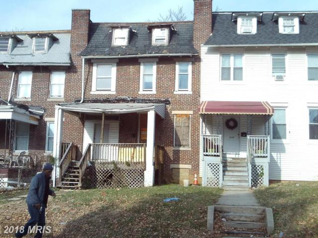 2604 Keyworth Avenue, Baltimore, MD 21215 (#BA10123121) :: Pearson Smith Realty