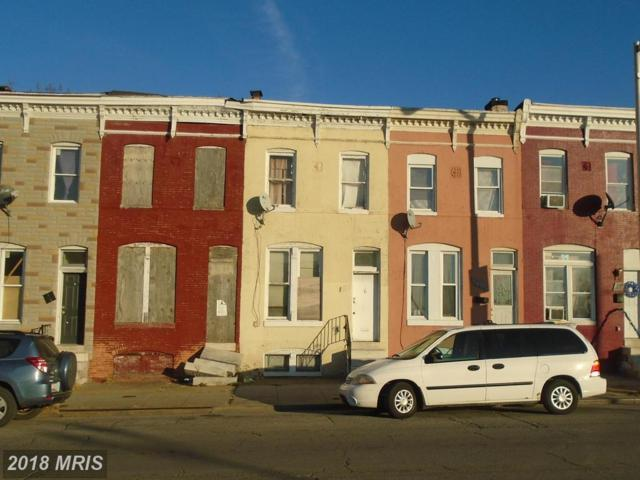 1611 Patterson Park Avenue N, Baltimore, MD 21213 (#BA10124349) :: Pearson Smith Realty