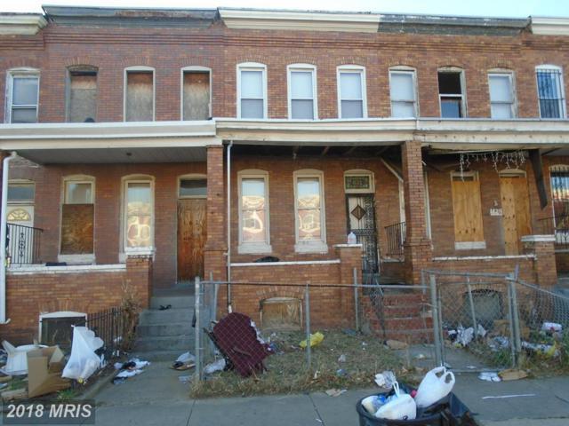 1622 Milton Avenue N, Baltimore, MD 21213 (#BA10124353) :: Pearson Smith Realty
