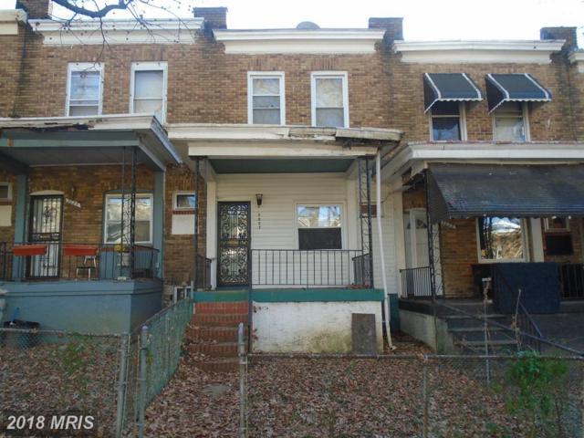 3027 Lanvale Street W, Baltimore, MD 21216 (#BA10124371) :: Bob Lucido Team of Keller Williams Integrity