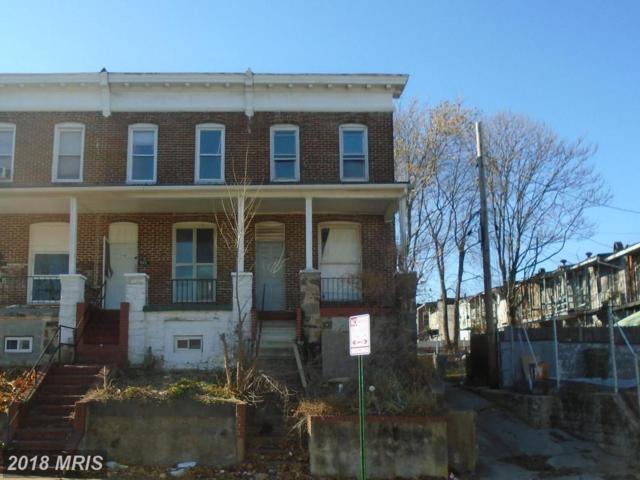 924 Ashburton Street, Baltimore, MD 21216 (#BA10124403) :: Pearson Smith Realty