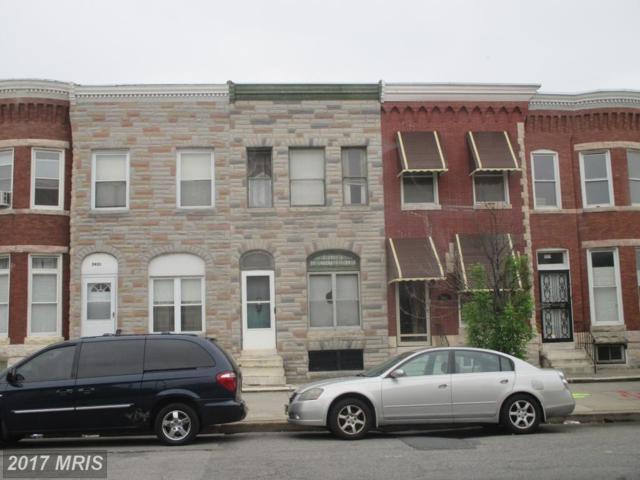 2433 Federal Street E, Baltimore, MD 21213 (#BA10124418) :: Pearson Smith Realty