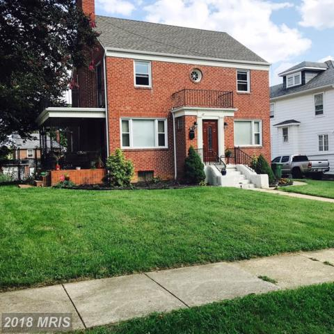 3611 Ellamont Road, Baltimore, MD 21215 (#BA10128526) :: Pearson Smith Realty