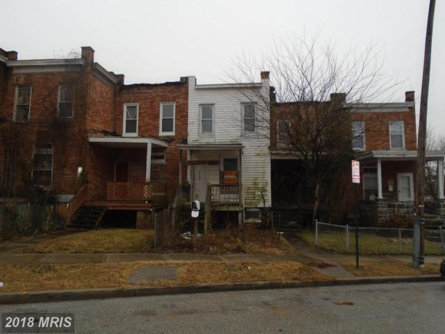 990 Franklintown Road N, Baltimore, MD 21216 (#BA10144094) :: Bob Lucido Team of Keller Williams Integrity