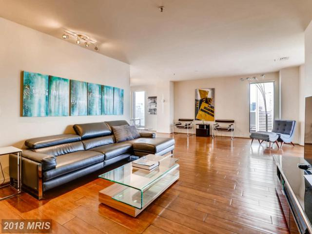 10 Lee Street #2509, Baltimore, MD 21202 (#BA10146562) :: ExecuHome Realty