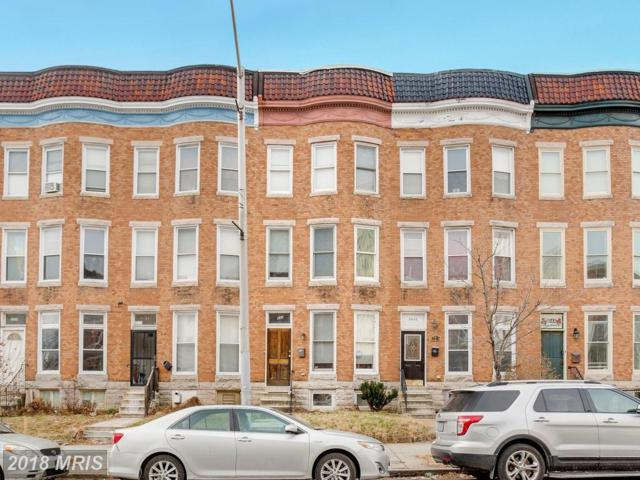 2640 Charles Street N, Baltimore, MD 21218 (#BA10151048) :: The MD Home Team