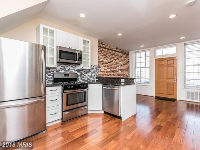 1639 Fleet Street, Baltimore, MD 21231 (#BA10156922) :: SURE Sales Group