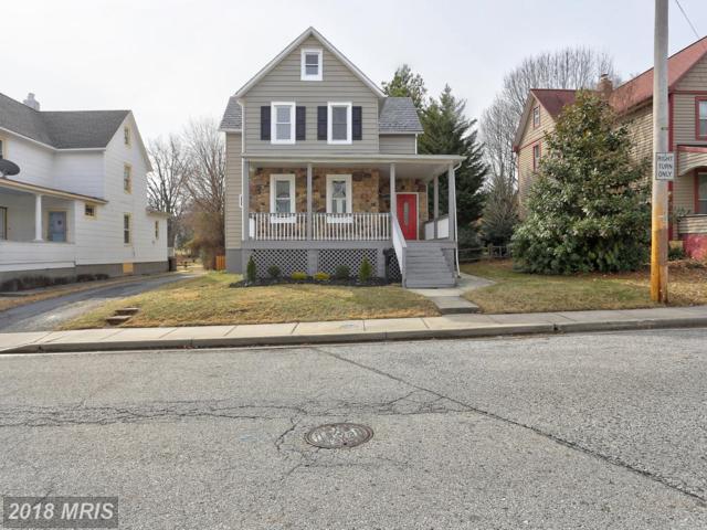 3101 Mary Avenue, Baltimore, MD 21214 (#BA10157353) :: AJ Team Realty