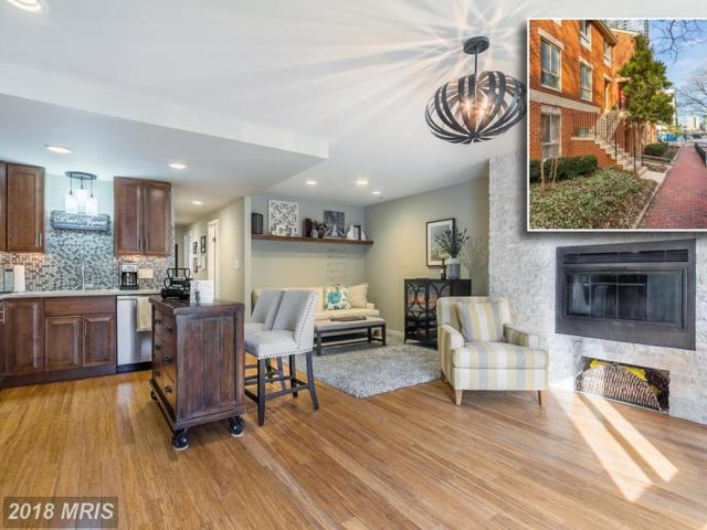 12 Andrew Place R119, Baltimore, MD 21201 (#BA10158596) :: SURE Sales Group