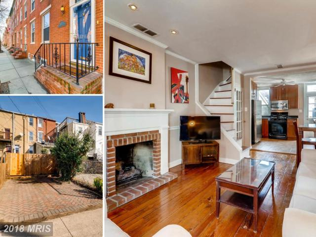 1212 Riverside Avenue, Baltimore, MD 21230 (#BA10161978) :: The Bob & Ronna Group
