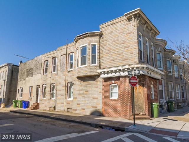 1118 Carey Street S, Baltimore, MD 21223 (#BA10166129) :: SURE Sales Group