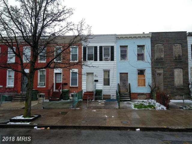 1925 Mchenry Street, Baltimore, MD 21223 (#BA10179159) :: CR of Maryland