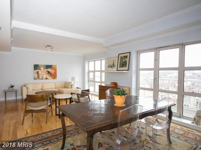 250 President Street #907, Baltimore, MD 21202 (#BA10201234) :: ExecuHome Realty