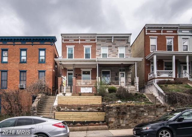 1026 W 38Th Street, Baltimore, MD 21211 (#BA10204007) :: The Dailey Group