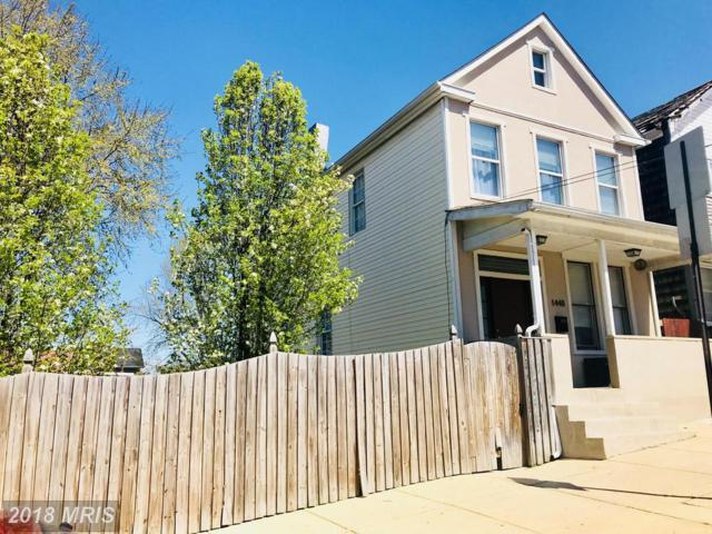 1448 36TH Street, Baltimore, MD 21211 (#BA10204818) :: The Dailey Group