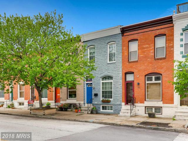 30 Linwood Avenue N, Baltimore, MD 21224 (#BA10210314) :: The Dailey Group