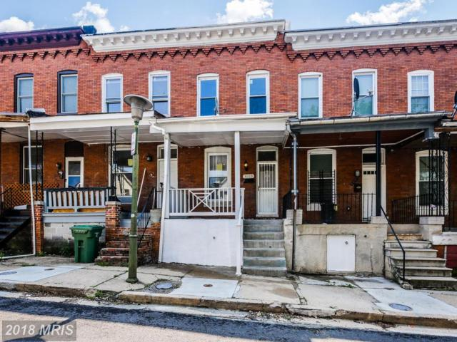 3009 Ellerslie Avenue, Baltimore, MD 21218 (#BA10242139) :: RE/MAX Gateway