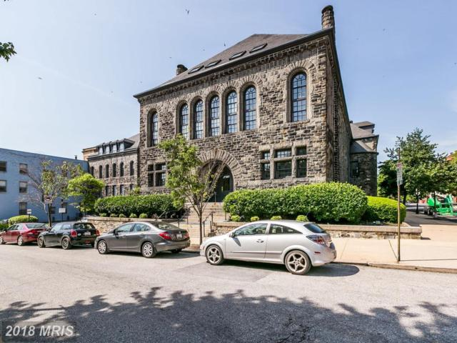 1714 Park Avenue #205, Baltimore, MD 21217 (#BA10245299) :: The Gus Anthony Team