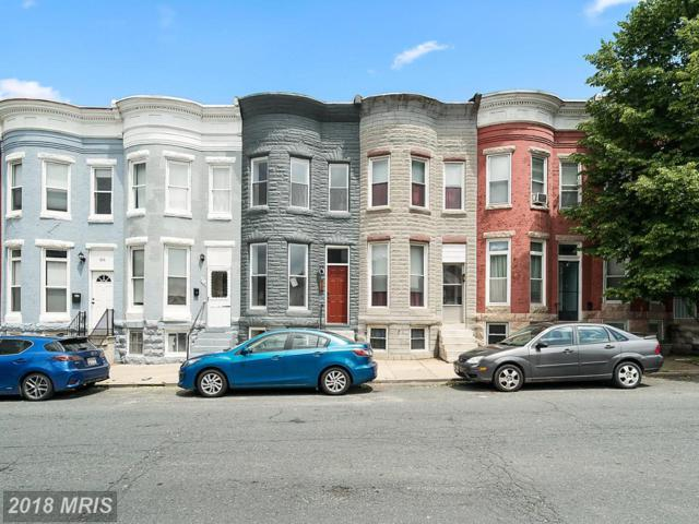 812 34TH Street, Baltimore, MD 21211 (#BA10246943) :: Advance Realty Bel Air, Inc