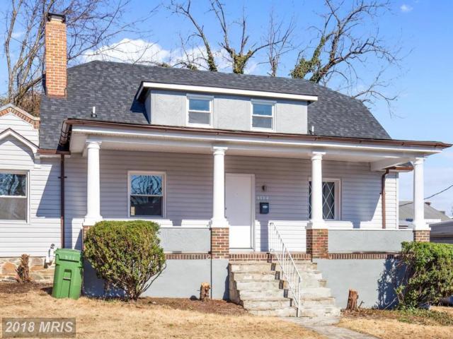 4114 Idaho Avenue, Baltimore, MD 21206 (#BA10251157) :: Bob Lucido Team of Keller Williams Integrity