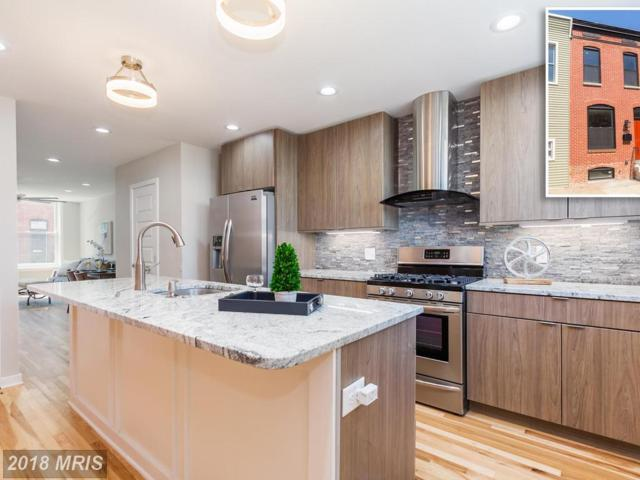 135 Rose Street N, Baltimore, MD 21224 (#BA10251631) :: The Dailey Group