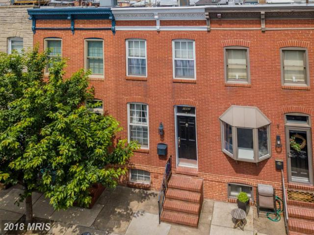 1442 Richardson Street, Baltimore, MD 21230 (#BA10260747) :: The Dailey Group