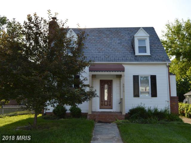 3810 Callaway Avenue, Baltimore, MD 21215 (#BA10265495) :: The Gus Anthony Team