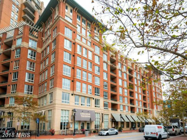717 President Street #203, Baltimore, MD 21202 (#BA10271824) :: SURE Sales Group