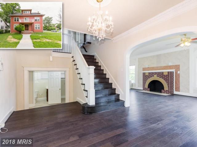 4000 Carlisle Avenue, Baltimore, MD 21216 (#BA10272071) :: Labrador Real Estate Team