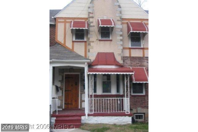 520 Beaumont Avenue, Baltimore, MD 21212 (#BA10280058) :: Circadian Realty Group